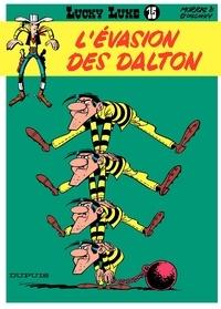Morris - Lucky Luke Tome 15 : L'évasion des Dalton.