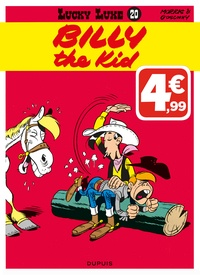 Morris et René Goscinny - Lucky Luke Tome 20 : Billy the Kid.