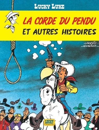 Morris et René Goscinny - Lucky Luke Tome 20 : La corde du pendu et autres histoires.