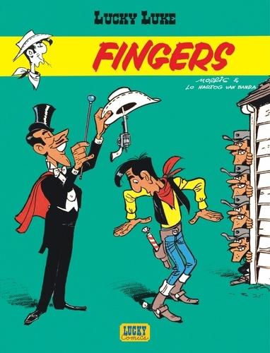 Morris et Paul Harris - Lucky Luke Tome 22 : Fingers.