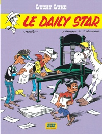 Morris et Jean Léturgie - Lucky Luke Tome 23 : Le Daily Star.