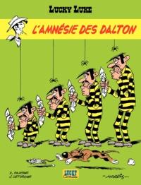 Morris et Jean Léturgie - Lucky Luke Tome 29 : L'amnésie des Dalton.