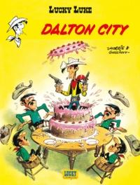 Morris et René Goscinny - Lucky Luke Tome 3 : Dalton City.