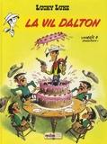 Morris et René Goscinny - Lucky Luke Tome 3 : La Vil Dalton (Dalton City) - Edition en créole réunionnais.