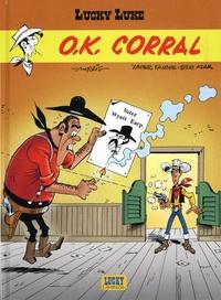 Morris et Eric Adam - Lucky Luke Tome 36 : OK Corral.