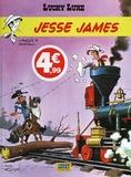 Morris et René Goscinny - Lucky Luke Tome 4 : Jesse James.