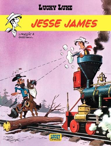 Lucky Luke Tome 4 - Jesse James MorrisRené Goscinny - Format PDF - 9782884719346 - 5,99 €