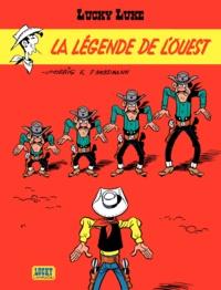 Morris et Patrick Nordmann - Lucky Luke Tome 41 : La légende de l'Ouest.