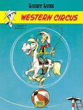 Morris et René Goscinny - Lucky Luke Tome 5 : Western circus.