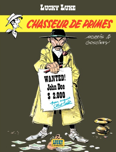 Lucky Luke Tome 8 - Chasseur de primes Morris, René Goscinny - 9782884717052 - 5,99 €