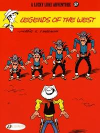 Lucky Luke - Book 57, Legends of The West.pdf