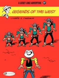 Morris et Patrick Nordmann - Lucky Luke - Book 57, Legends of The West.