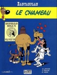 Morris et Etienne Adam - Rantanplan Tome 11 : Le chameau.