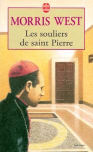 Morris West - Les souliers de saint Pierre.