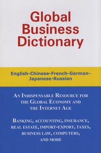Morry Sofer - Global Business Dictionary - English-chinese-french-german-japanese-russian.