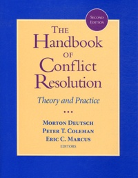 Birrascarampola.it The Handbook of Conflict Resolution - Theory and Practice Image