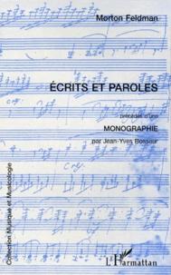 Corridashivernales.be Ecrits et paroles - Précédés d'une Monographie Image