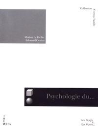 Psychologie du toucher et de la cécité - Morton Heller | Showmesound.org