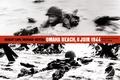 Morvan et Robert Capa - Omaha Beach, 6 juin 1944.