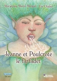 Histoiresdenlire.be Jeanne et Poulcrote le farfadet Image