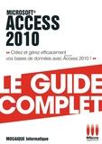 Mosaïque Informatique - Access 2010.