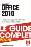 Mosaïque Informatique - Office 2010.