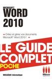 Mosaïque Informatique - Word 2010.