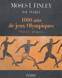 Openwetlab.it 1000 Ans de Jeux Olympiques - 776 Avant Jésus-Christ/261 après Jésus-Christ Image