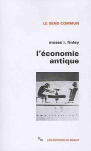 Moses I. Finley - L'Économie antique.
