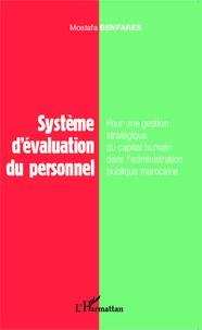 Système dévaluation du personnel - Pour une gestion stratégique du capital humain dans ladministration marocaine.pdf
