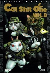 Motofumi Kobayashi - Cat Shit One Tome 4 : .
