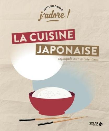 La Cuisine Japonaise Grand Format