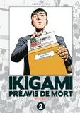 Motorô Mase - Ikigami Tome 2 : .