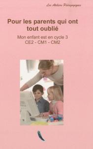 Mots composés - Pour les parents qui ont tout oublié - Mon enfant est en cycle 3 Ecole primaire.