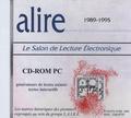 Groupe LAIRE - Alire 1989-1995 : Le salon de lecture électronique - CD-ROM.