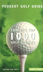 Motte - Peugeot Golf Guide.
