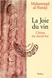 Mouhammad Al-Nawadji - La Joie du vin - L'Arène du cheval bai.