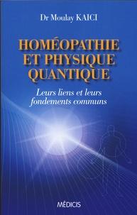 Deedr.fr Homéopathie et physique quantique - Leurs liens et leurs fondements communs Image