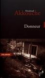 Mouloud Akkouche - Donneur.
