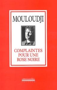 Mouloudji - Complaintes pour une rose noire.