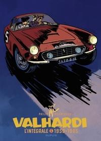 Mouminoux et  Jijé - Valhardi Intégrale - tome 5 - L'intégrale 1959-1965.