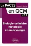Mounaïm Ghorbal - Biologie cellulaire, histologie et embryologie - UE 2.