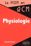 Mounaïm Ghorbal - Physiologie.