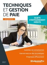 Mounir Bechel - Techniques et gestion de paie - Sujets d'entraînement inédits.