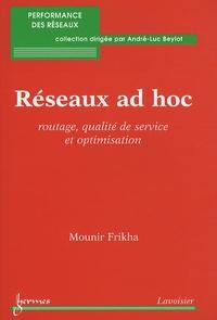 Deedr.fr Réseaux ad hoc - Routage, qualité de service et optimisation Image