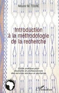 Deedr.fr Introduction à la méthodologie de la recherche - Guide pratique pour étudiants et professionnels des services sociaux et sanitaires Image