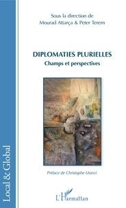 Mourad Attarça et Peter Terem - Diplomaties plurielles - Champs et perspectives.
