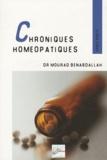 Mourad Benabdallah - Chroniques homéopathiques - Quelques principes et digressions.