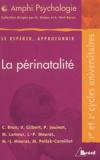 MOURAS - La périnatalité - Premier et deuxième cycles universitaires.