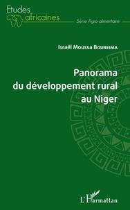 Moussa Boureima - Panorama du développement rural au Niger.